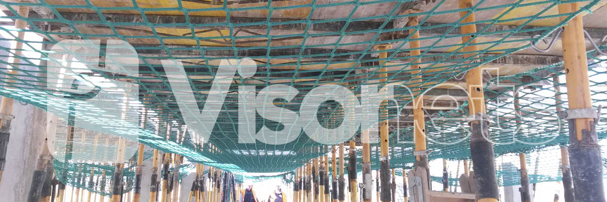 under formwork safety nets UNE 8165 2013