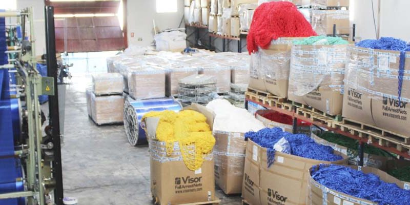 safety nets supplier