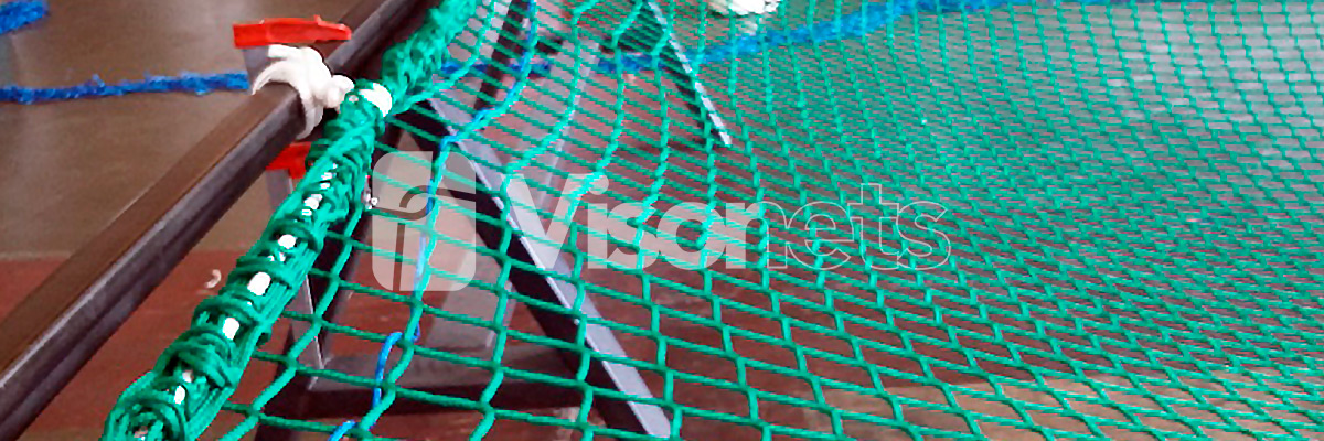 Safety nets type S - Under rolling recommendation - VISORNETS