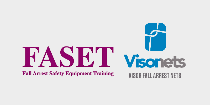 VISORNETS (Visor Fall Arrest Nets) - FASET (Fall Arrest Safety Equipment Training)