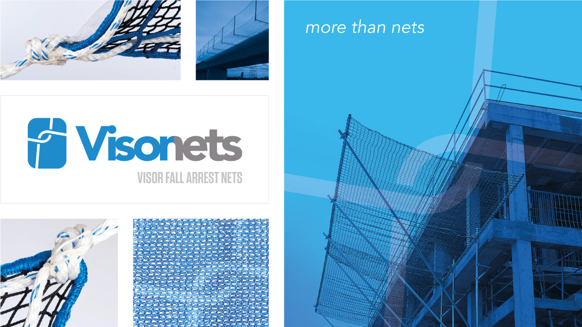 VISORNETS - Fall arrest nets - Safety netting manufacturers and collective protection systems designers