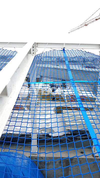 Tensioned Access Platforms (TAP) - Working Platform Nets